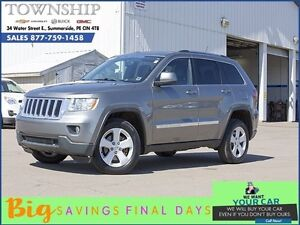 2013 Jeep Grand Cherokee - $12/Day - Leather - 4WD - Loaded!