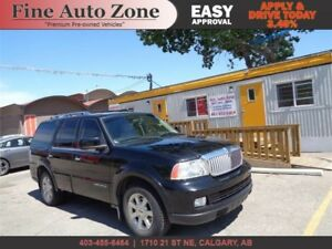 2006 Lincoln Navigator Ultimate Leather DVD 4X4 Luxury One Owner