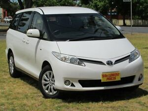 2012 Toyota Tarago ACR50R MY13 GLi White 7 Speed Constant Variable Wagon Hendon Charles Sturt Area Preview