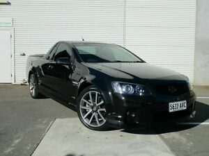 2011 Holden Ute VE II SS V Black 6 Speed Manual Utility Edwardstown Marion Area Preview