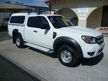 2010 Ford Ranger PK XL (4x2) White 5 Speed Manual Super Cab Pick-up South Nowra Nowra-Bomaderry Preview