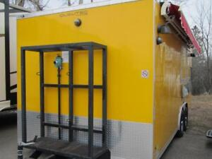 USED CONCESSION TRAILER-TURN KEY READY-BE YOUR OWN BOSS!FINANCE!