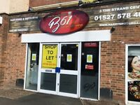 Fully Equipped Fast Food Restaurant & Take Away (A3 & A5 Planning Consent)