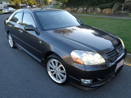 2001 Toyota Mark II MARK II IRV Grey Metallic 5 Speed Manual Sedan Chermside Brisbane North East Preview