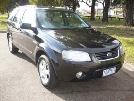 2005 Ford Territory SX TS (4x4) Black 4 Speed Auto Seq Sportshift Wagon Bairnsdale East Gippsland Preview