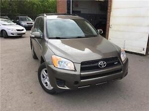 Toyota RAV4 2012,4WD V6 AUTOMATIQUE - A/C - CRUISE CONTROL!