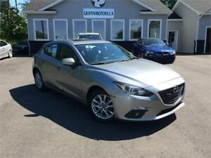 2014 Mazda 3 SPORT Sky-Activ only $93 B/W OAC