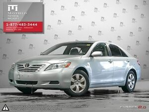 2007 Toyota Camry 4DR SDN I4 A
