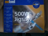 nutool 500w Jigsaw in box, never opened