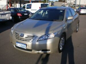 2007 Toyota Camry ACV40R Altise Gold 5 Speed Automatic Sedan Victoria Park Victoria Park Area Preview