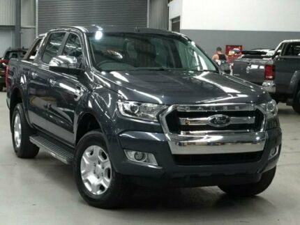 2015 Ford Ranger PX MkII XLT Grey Sports Automatic Utility Phillip Woden Valley Preview