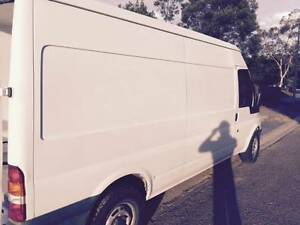 2003 Ford Transit Van - Refrigerated Mascot Rockdale Area Preview