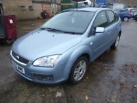 FORD FOCUS - HJ55MME - DIRECT FROM INS CO
