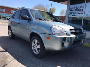 2006 Hyundai Tucson GL  4 CYLINDRES   95 000 KM   SEULEMENT 3499