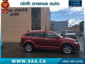 2011 Dodge Journey R/T 4dr All-wheel Drive, Leather, 3.6 V6
