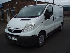 Vauxhall Vivaro 2.0CDTI ( 90ps ) ( Euro IV ) 2900 SWB £4995 + VAT
