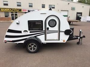 NEW 2018 T@G XL TEARDROP CAMPER TRAILERS