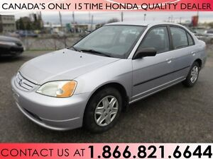2003 Honda Civic DX-G | LOW PRICE | NO ACCIDENTS