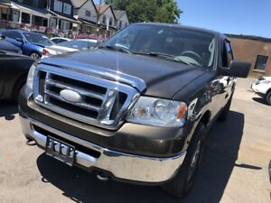 2008 Ford F-150 XLT 4x4 CERTIFED SUPERCREW ALLOYS