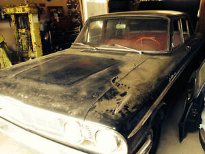 1964 ford fairlane 500 4 door sedan