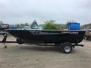 2017 Crestliner 1850 Commander, starting at $44,999