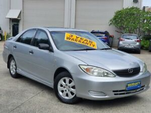 2002 Toyota Camry MCV36R Azura Silver 4 Speed Automatic Sedan Mayfield East Newcastle Area Preview