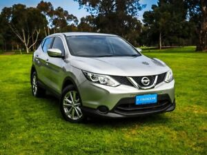 2014 Nissan Qashqai J11 ST Silver 6 Speed Manual Wagon Medindie Walkerville Area Preview