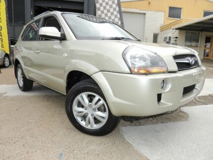 2009 Hyundai Tucson JM MY09 City SX Silver 4 Speed Sports Automatic Wagon Moorooka Brisbane South West Preview