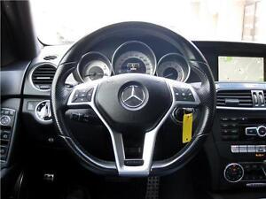 2013 Mercedes-Benz C-Class C300 4MATIC + Navigation + Only 89000