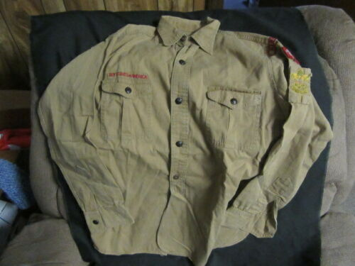 Harrisburg Assistant Scoutmaster Shirt 1920-30