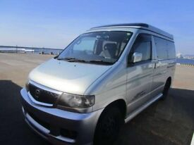 Mazda Bongo AFT 8 seater ready to be converted to your needs. Fresh import #campervan