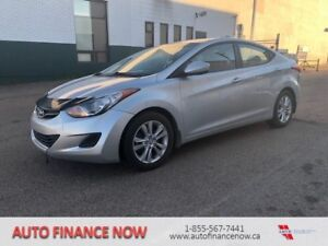 2013 Hyundai Elantra GLS REDUCED CHEAPEST PAYMENTS ON KIJIJI