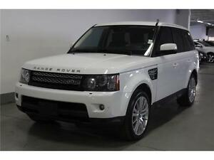 2012 Land Rover Range Rover Sport HSE LUXURY NAVIGATION PUSH BUT