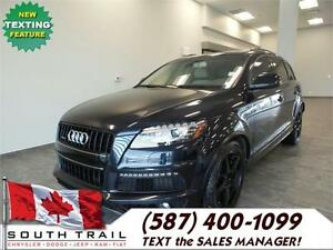 2011 Audi Q7 3.0L Sport - Up to $13k Cash back + No Pay 90 Days
