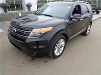 ** 2014 ** FORD ** EXPLORER ** LIMITED ** 4WD ** REAR DVD **