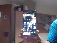 Galaxy Note 3 Amazing condition (Black and Rose Gold)