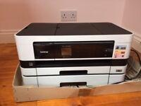 Brother WIFI Printer/Scanner Model MFC J46110DW