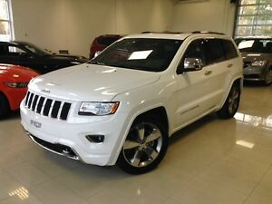 2016 Jeep Grand Cherokee Overland CUIR TOIT GPS BLUETOOTH AIR CL