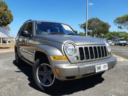 2007 Jeep Cherokee KJ MY2006 65th Anniversary Brown 4 Speed Automatic Wagon Gepps Cross Port Adelaide Area Preview
