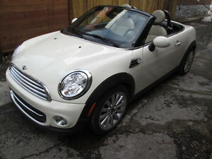Mini Cooper roadster cabriolet