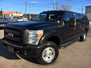 2011 Ford Super Duty F-250 SRW XLT 4X4 DIESEL **LEER CAP-BED SLI