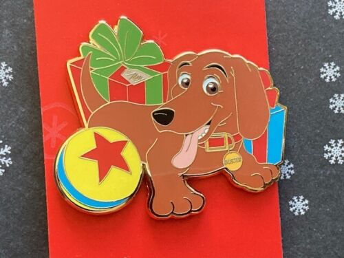 Disney WDW – FairyTails 2019 Event – Parting Gift - Buster Toy Story Pin