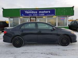 2010 Toyota Corolla S/LOW KM'S/GREAT CONDITION/CLEAN TITLE!!