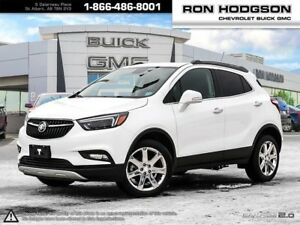 2017 Buick ENCORE LEATHER AWD SUNROOF NAV