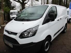 2014 Ford Transit Custom 2.2TDCi NO VAT 110000 MILES GUARANTEED 290 L1H1