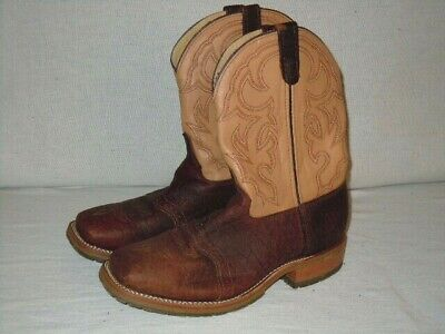 Double H DH4305  GRAHAM Bison Square (SOFT TOE) WESTERN Boot  MEN'S SIZE 13  2E