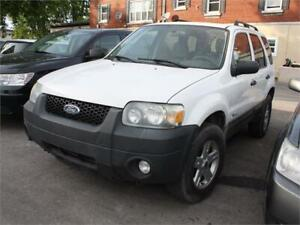 2007 FORD ESCAPE HYBRID GARANTIE 12 MOIS