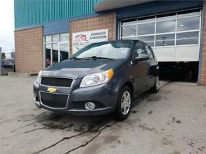 CHEVROLET AVEO LS 2011*****GARANTIE 1 AN DISPONIBLE*****