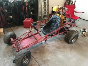 Used Go Kart, Powerful Gas Engine, Needs Work, Great Fall Project **No Reserve**