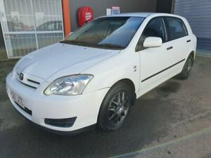2005 Toyota Corolla ZZE122R Ascent Seca 4 Speed Automatic Hatchback Marcoola Maroochydore Area Preview